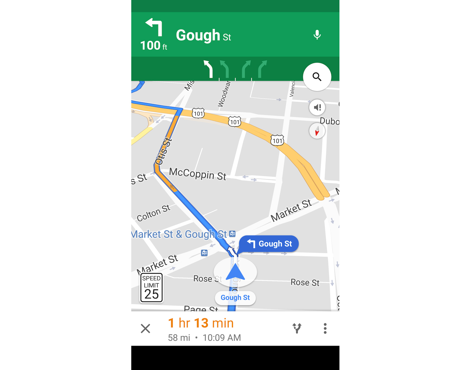 Google Maps will finally show how much you're sding | Ars ... on easy driving directions maps, google earth street view, disney driving maps, google driver job, driving distance maps, google plan a trip, google mapquest, google current traffic, google apartments, google links, google map direction icon, google sites, railroad traffic maps, google us map, expedia driving maps, google office locations, mapquest driving maps, google addresses, get driving directions from maps, google mapss,