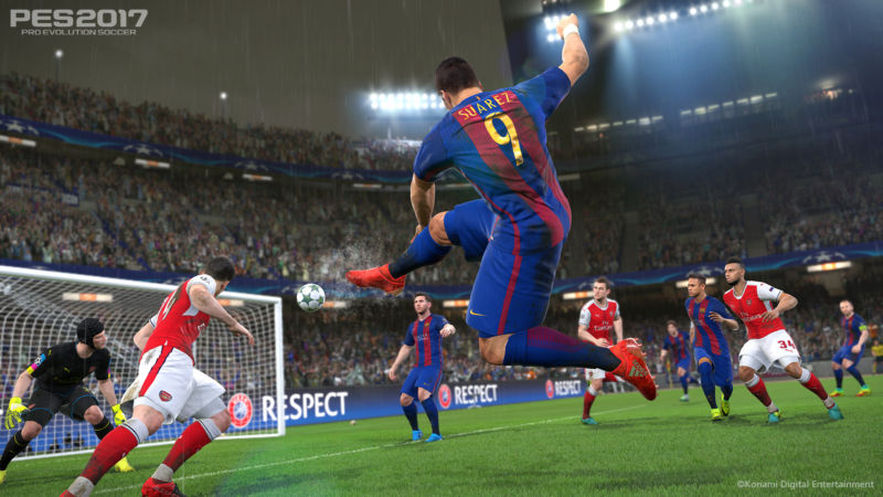 Pro Evolution Soccer 2017 review: The finest soccer game ever made