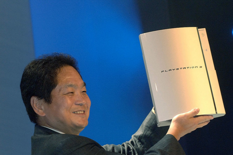 Enlarge  We've come a long way since this image from E3 2005 the first console-unveiling press conference I ever