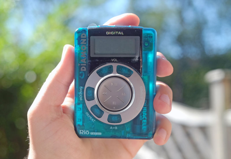 The Diamond Rio PMP300: Can this classic 18-year-old MP3