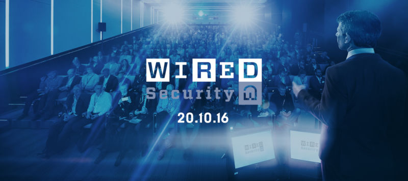 Ars UK's Wired Security conference giveaway: Win tickets worth £1,000