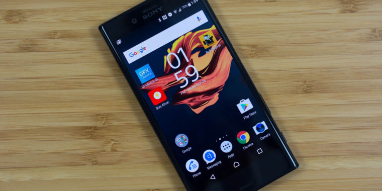 Sony Xperia X Compact-Small Is Not Always Good [Test]