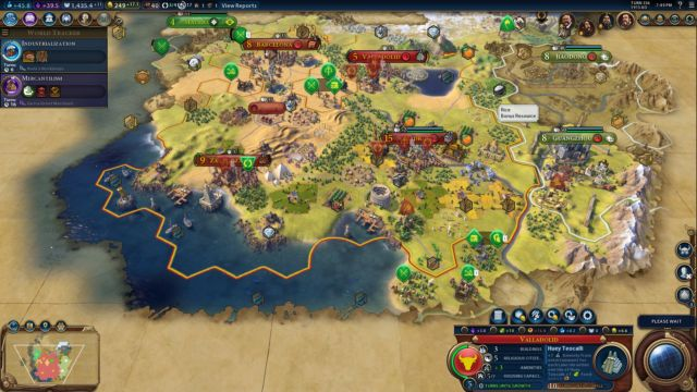 Civilization VI impressions: More than 500 turns can tell | Ars Technica