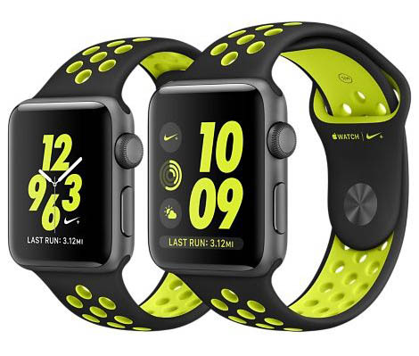 You can get the Apple Watch Series 2 Nike+ edition on October 28