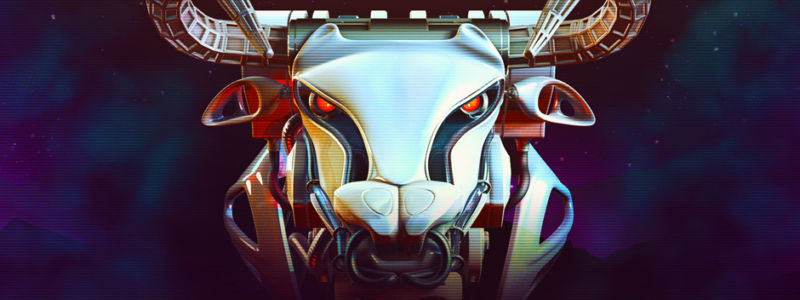 A video game called <em>Polybius</em> actually exists. The PlayStation VR exclusive doesn't yet have a release date, but it will have trippy, retro visuals and this weird-looking cyber-bull. We have yet to learn whether or not it will cause amnesia or cause players to be whisked away by men in black.