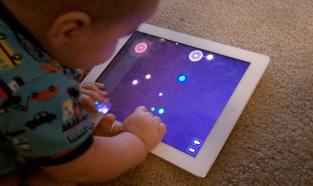 Pediatricians revise thinking on screen time; ditch ban for kids under 2