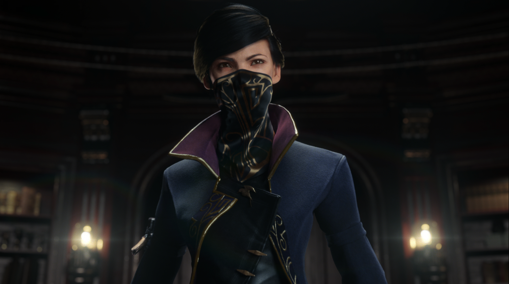Dishonored 2 Forget Corvo Emily Is The Real Star