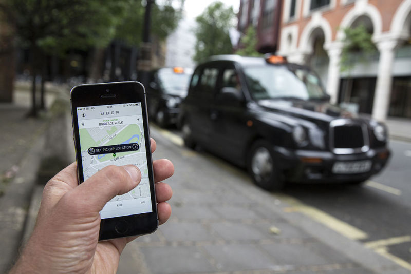 "Uber tells Europe's top court that taxi app is a ""digital economy"" champ"
