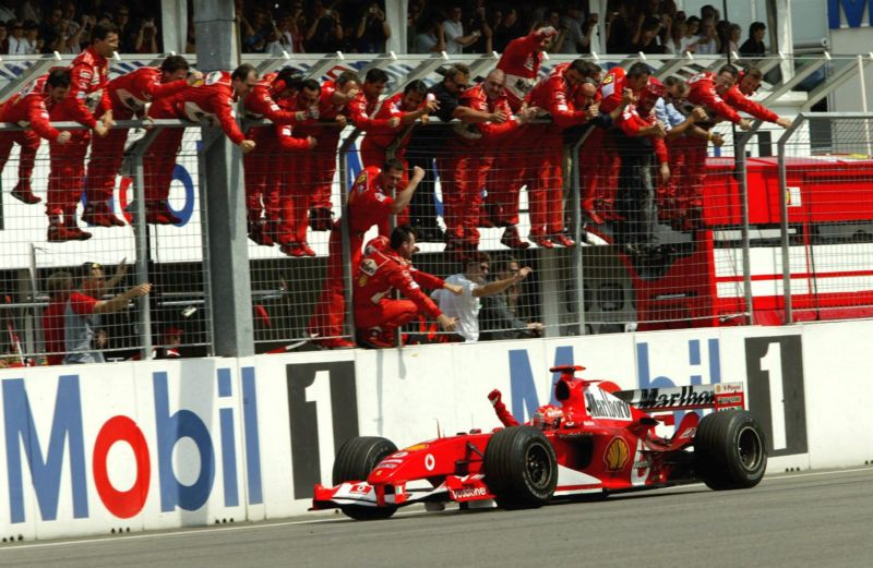 Cogisen's co-founder and CEO was an engineer with Ferrari during one of their F1 heydays in the early 2000s.