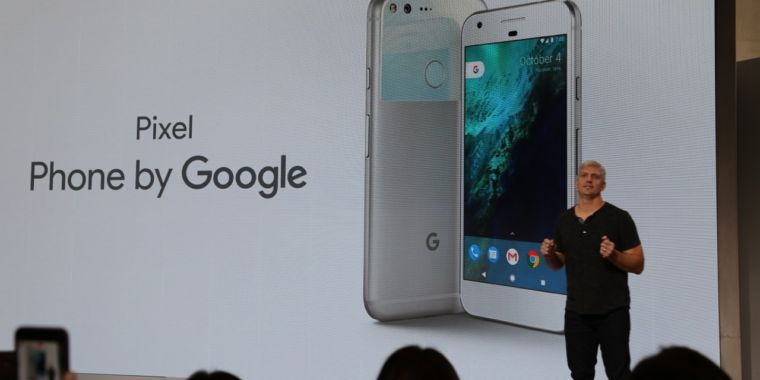 Google's Pixel and Pixel XL phones start at $649 and $769, pre-orders begin today | Ars Technica