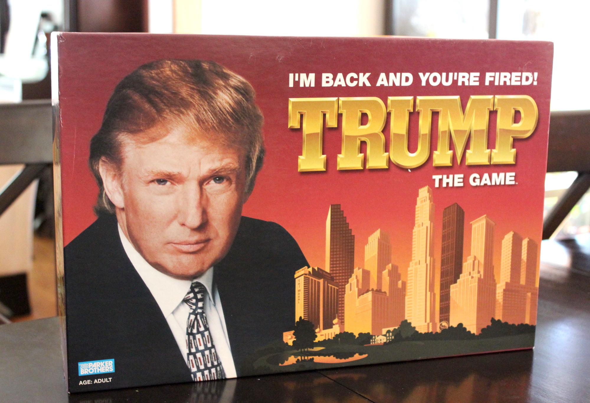 trump gaming