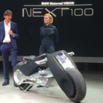 the bmw motorrad vision next 100, the flexible motorcycle of the