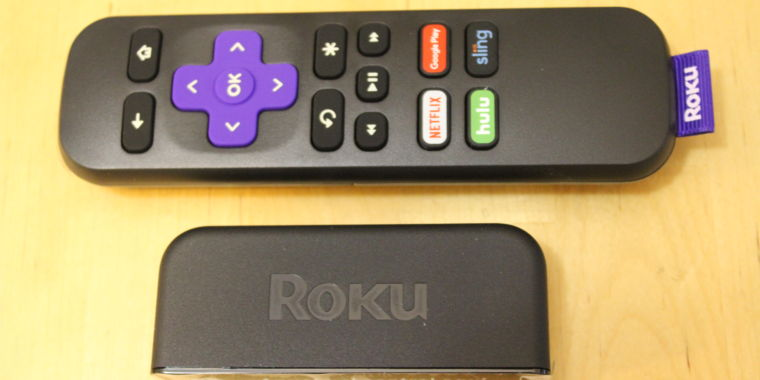 Roku Express Finds The Streaming Box Price Bottomand Its Remote