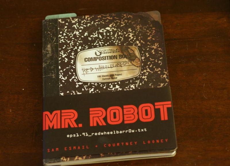 Red Wheelbarrow Book Cover