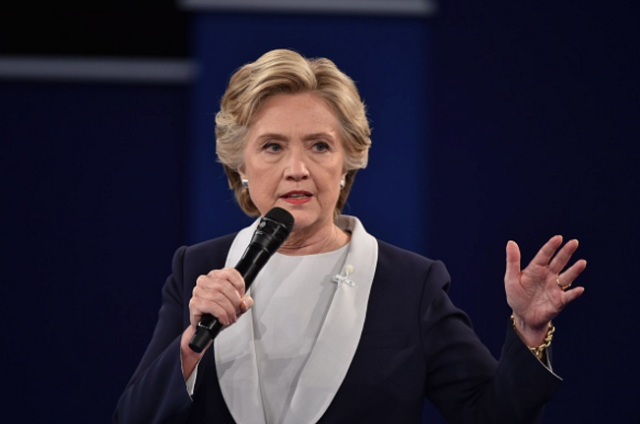 """""""I believe in science"""" has seemingly informed a lot of Hillary Clinton's policy proposals."""
