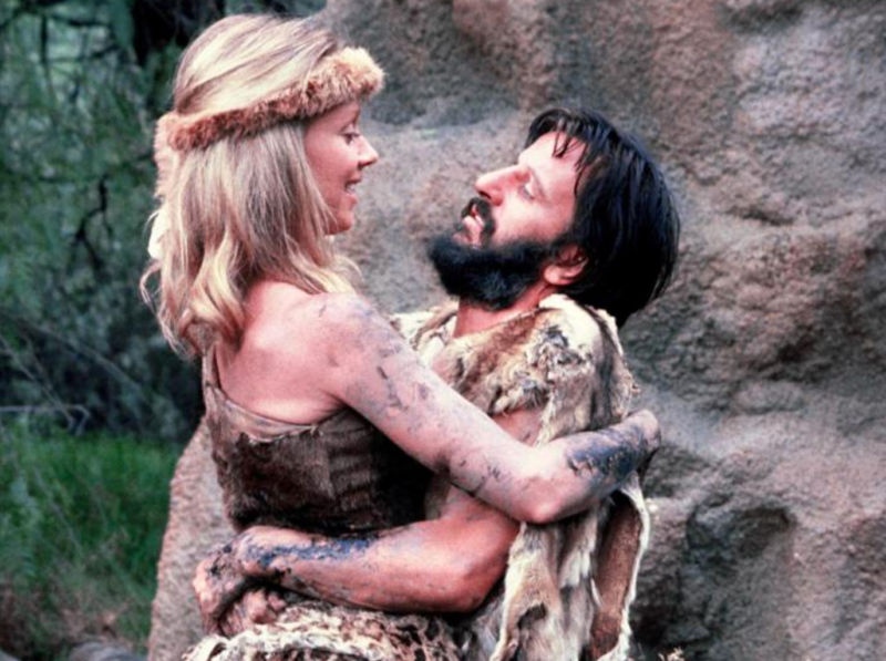 It's all fun and games until Ringo goes Neanderthal on you.