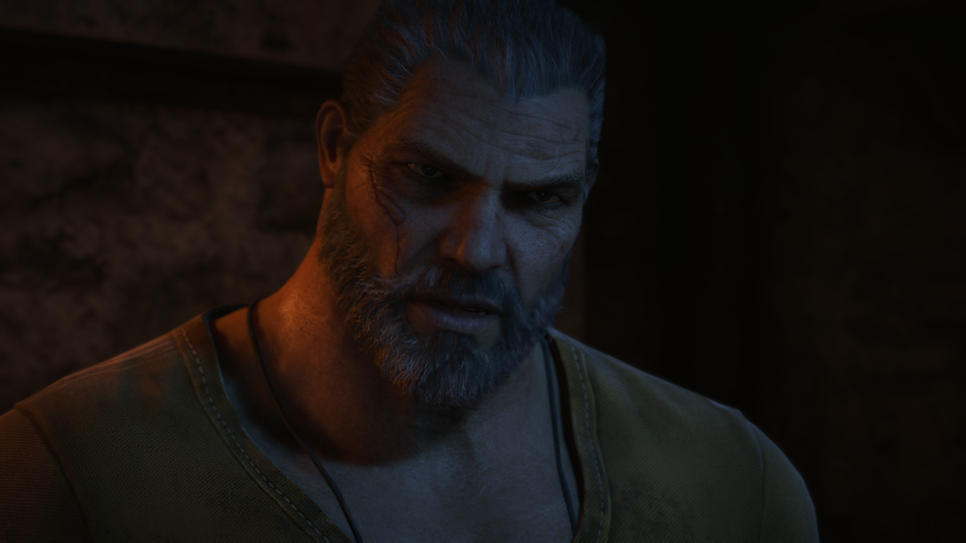 Marcus Fenix is back with a few more years under his eyes.