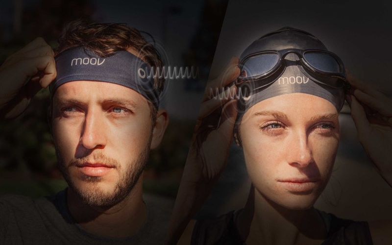 Get your head in the game: Moov HR is a forehead-bound pulse monitor