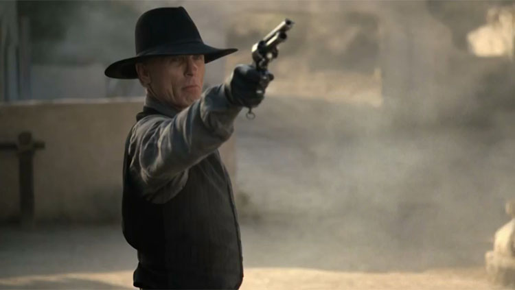 Westworld is the most promising new science fiction series of the season