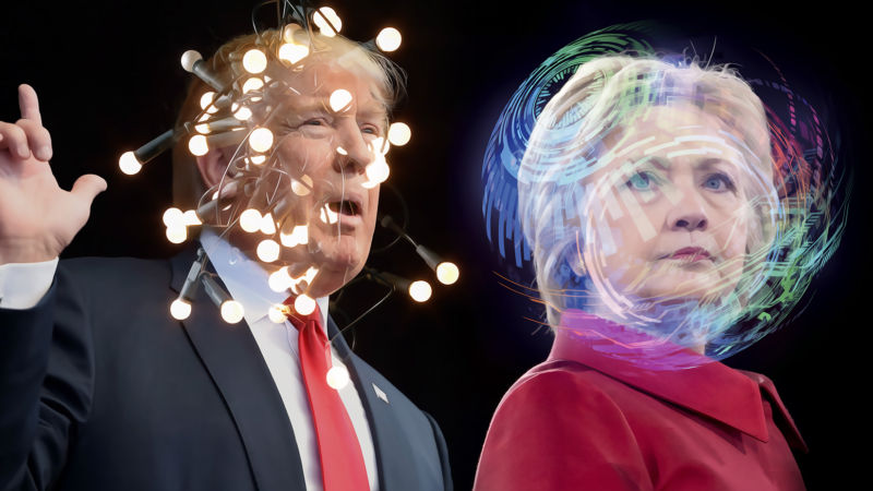 Hillary Clinton vs. Donald Trump on broadband: She has a plan, he doesn't