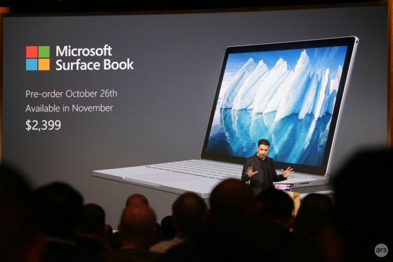 Surface Book i7: Microsoft's