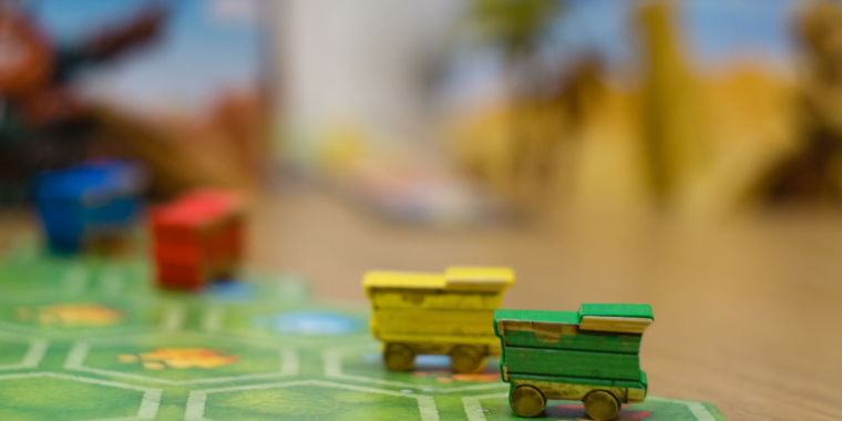 Board Games cover image