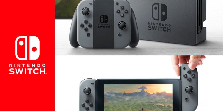 Nintendo's next console, Switch, is a console/tablet hybrid coming ...