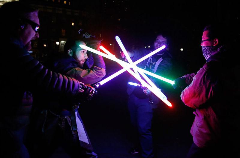 Lucasfilm unleashes legal Death Star on lightsaber schools