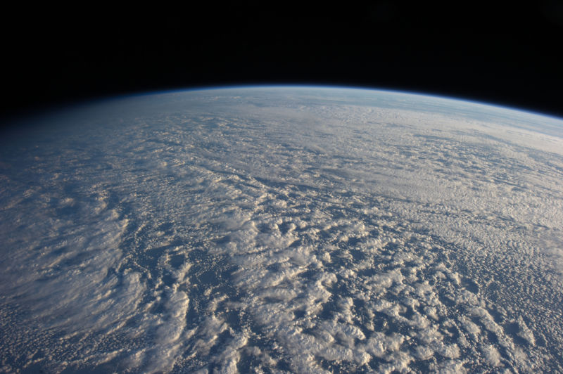 Recent pattern of cloud cover may have masked some global warming