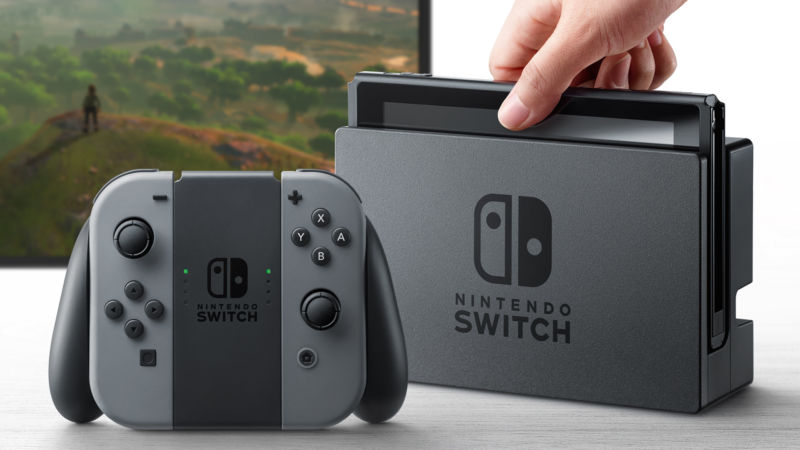 Nintendo investors Switch off after console reveal, shares tumble