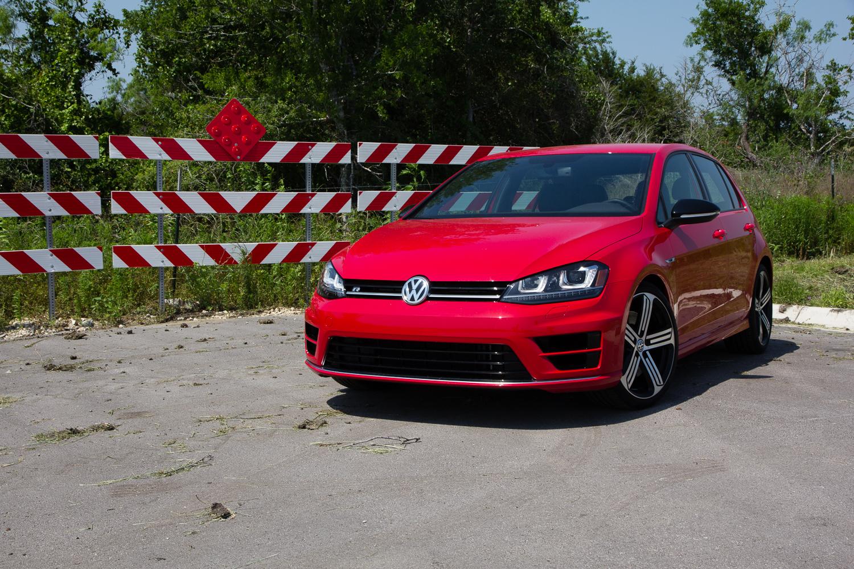 The 2016 Golf R Ars Puts Volkswagen S Hottest Hatch To Test
