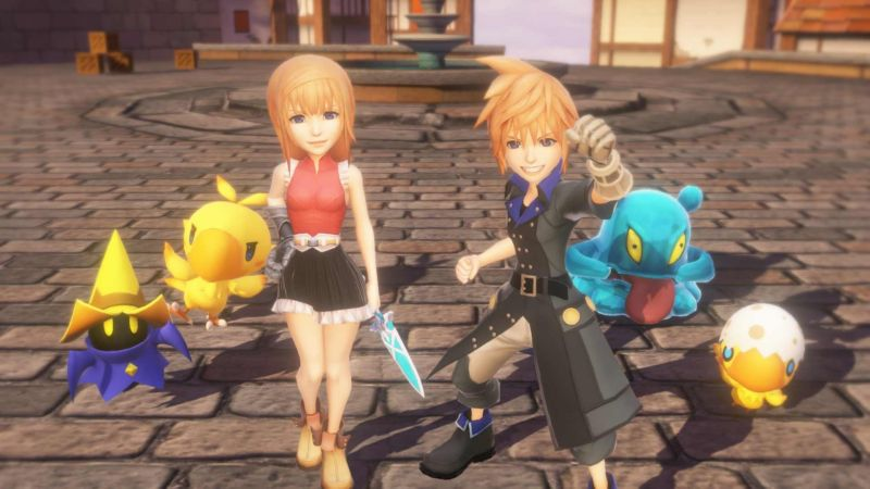 World of Final Fantasy review: Fluffy fan service done right