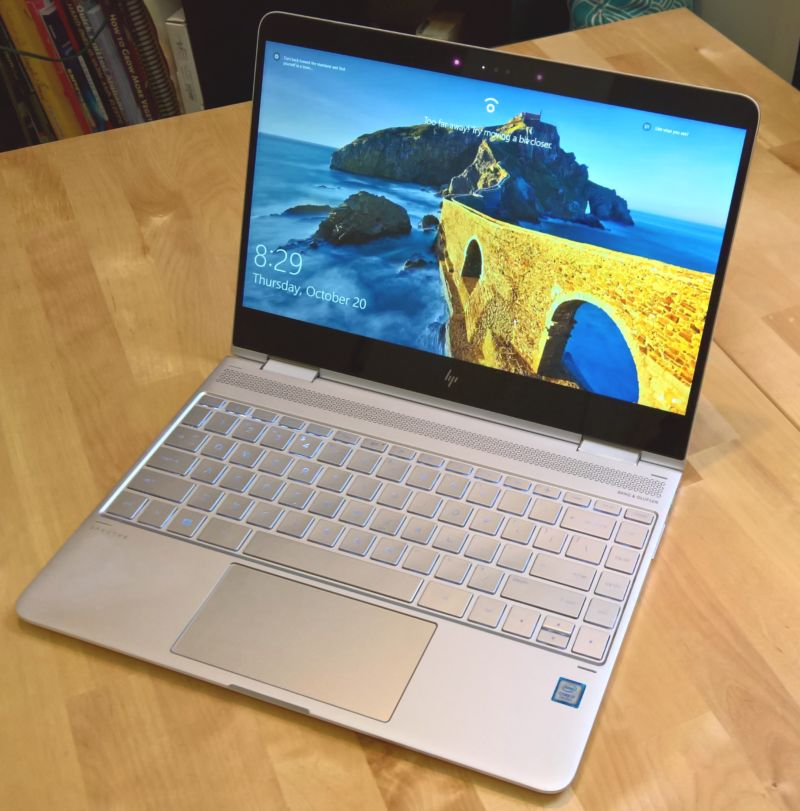 HP's new Spectre x360 is probably the best PC laptop around