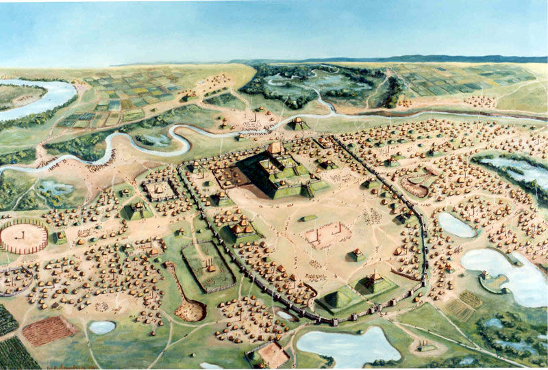 Ancient poop reveals what happened after the fall of Cahokia