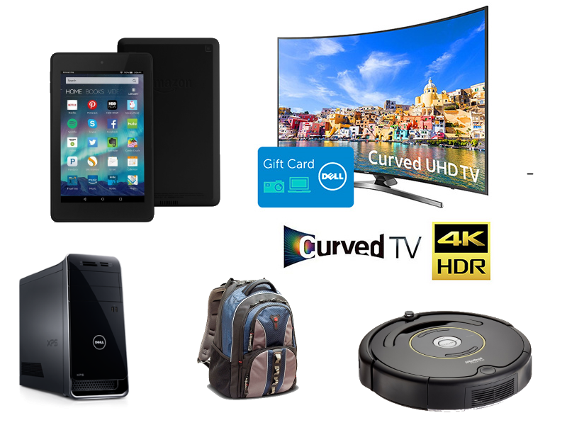 Dealmaster: Get a Samsung curved 4K smart TV plus a $175