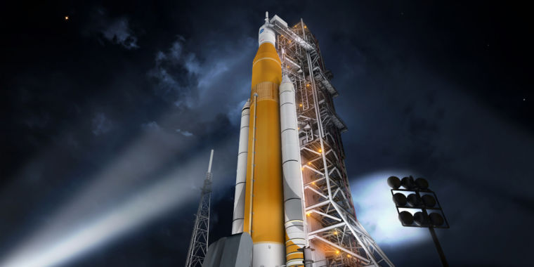 NASA realizes SLS and Orion are too expensive, opens door to competitors