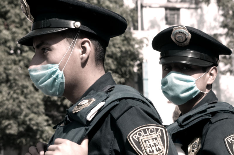 Did 1918 flu pandemic discriminate by social class?
