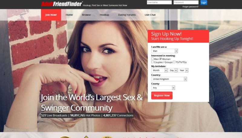 AdultFriendFinder hacked: 400 million accounts exposed
