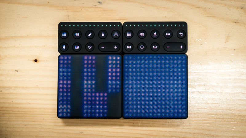 Roli Blocks are expressive multitouch musical instruments for everyone