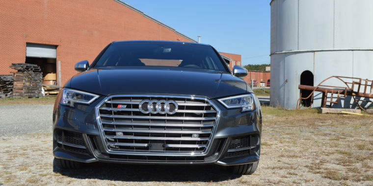 First drive in the 2017 Audi S3: VW Group's gateway drug to luxury vehicles