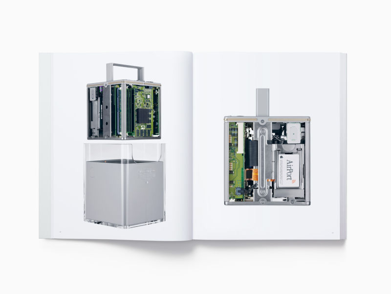 A picture of some of the pictures in Apple's picture book.