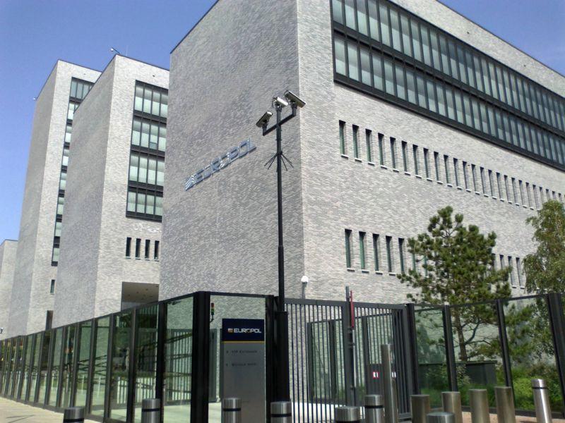 Europol hit by data security breach, blames human error