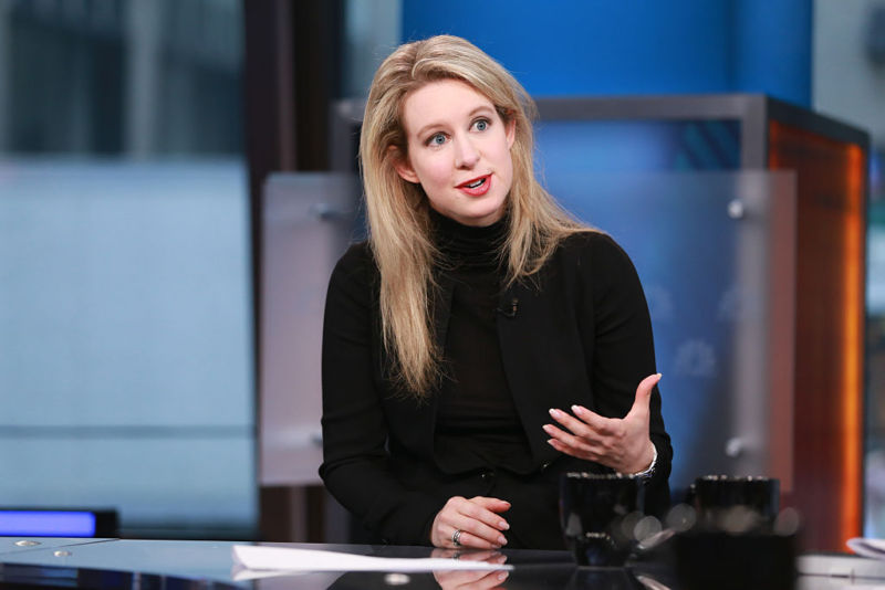 Theranos' downfall due to elaborate $4M conspiracy, investor says
