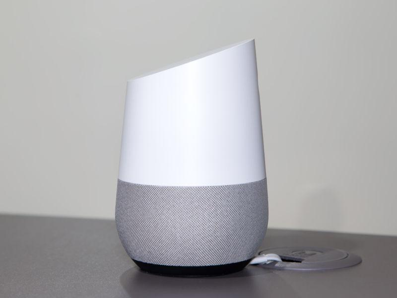 Build your own Google Home with the Assistant SDK.