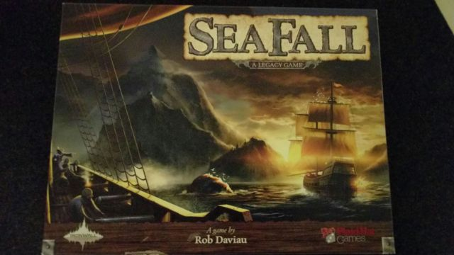 SeaFall review: Hotly anticipated board game is a work of