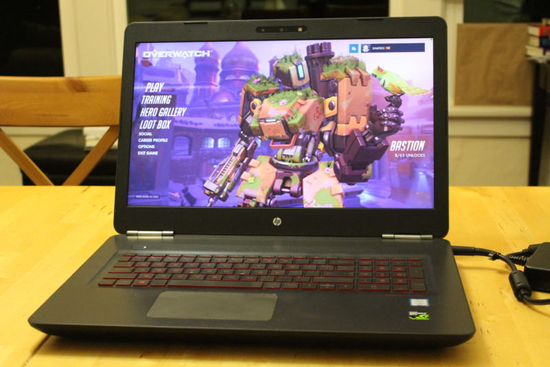 HP Omen 17: An affordable gaming-caliber laptop almost worth buying