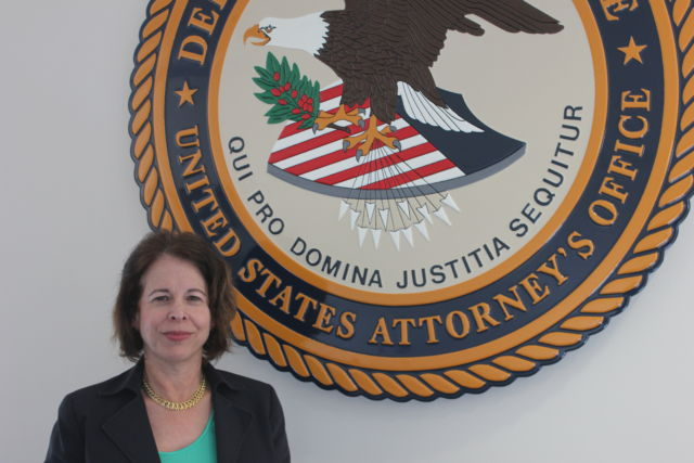 Karen Escobar is an Assistant United States Attorney for the Eastern District of California.