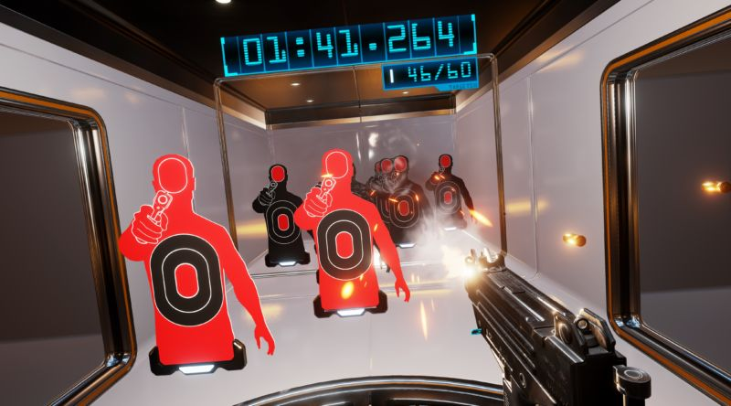 Lethal VR: A potent VR shooter from the creators of Burnout