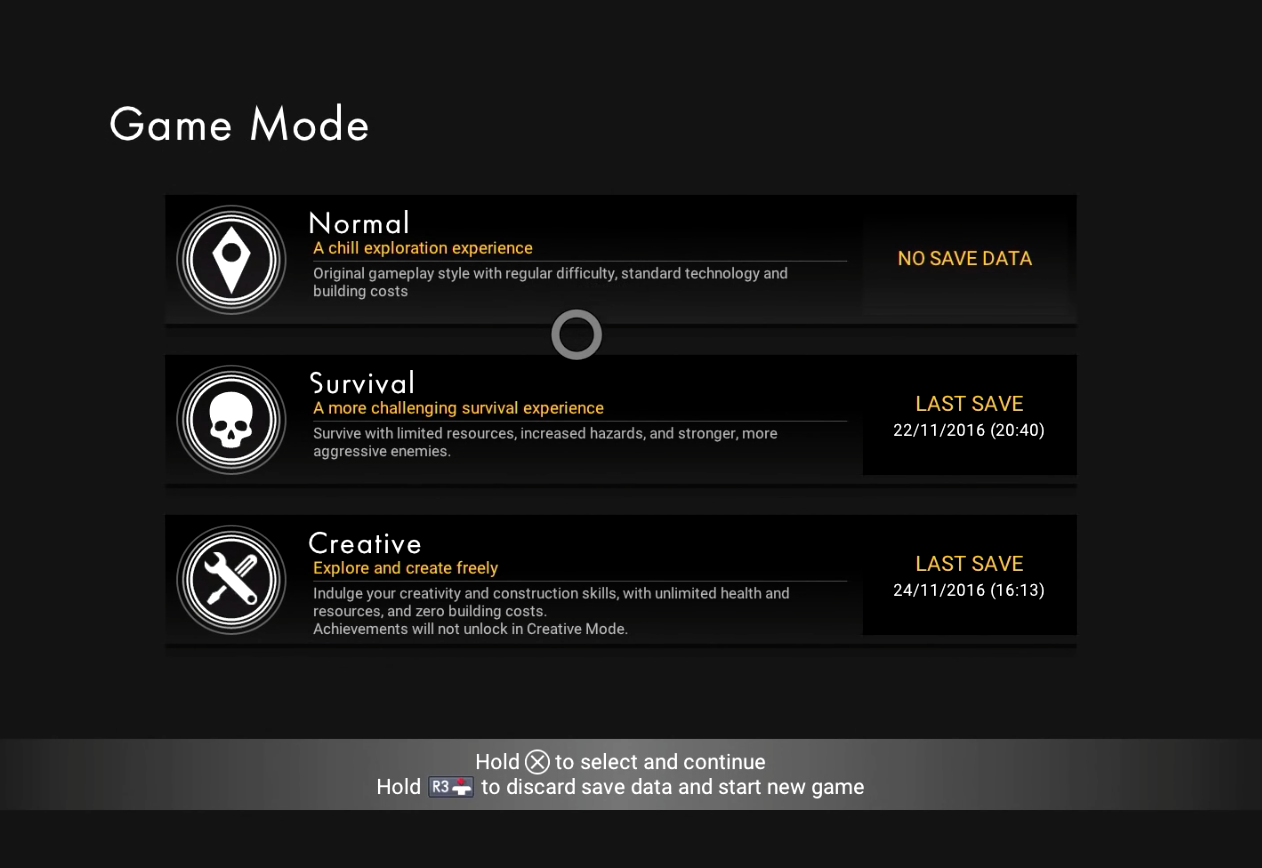 Two new modes!