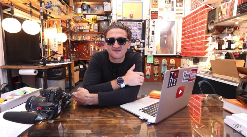 CNN buys YouTuber Casey Neistat's company Beme to start extension brand